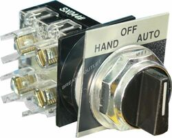 CR104PSG34B91 HOA Switch by GE