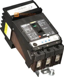 HDA36150U33X Square D Circuit Breaker Micrologic 3.2  LSI