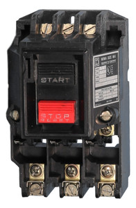 Manual Motor Starter from Square D