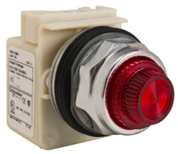 Red Indicator Light from Schneider Electric