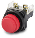 Allen-Bradley Red Booted Push Button