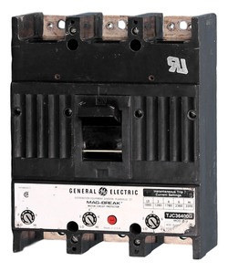 Tjc36400g Ge 400a Motor Circuit Protector Breaker Outlet