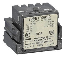 SRPE100A90 Spectra Rating Plug 90 Amp Plug (Picture shown is typical for all amps)