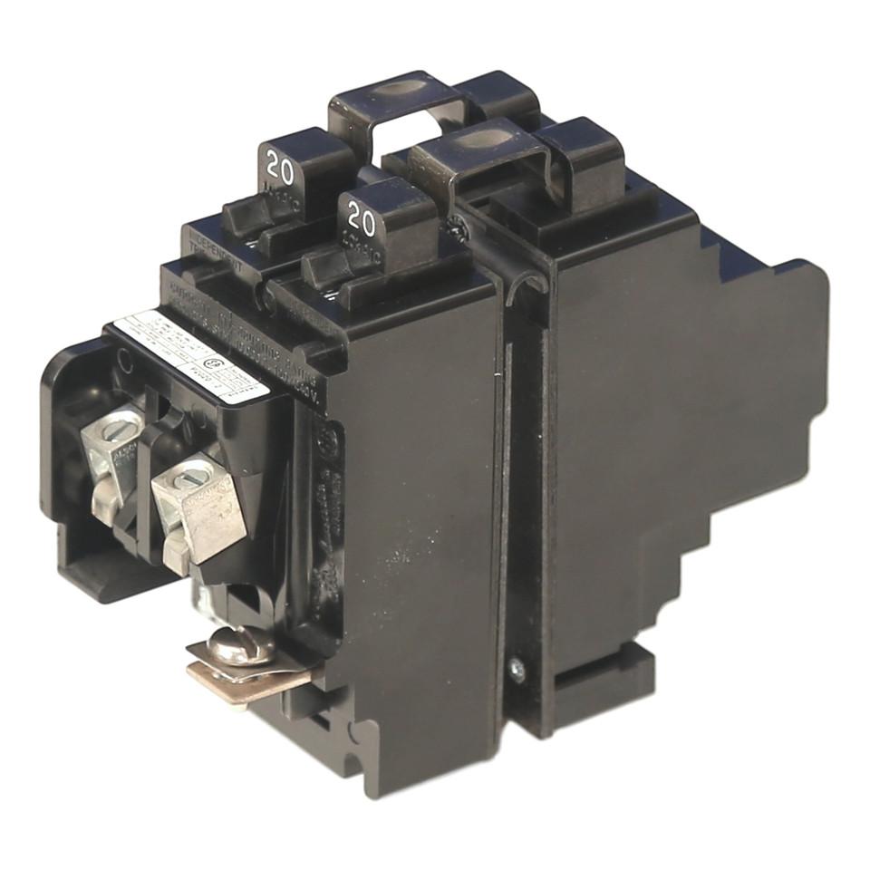 P2020 Duplex Quad 20a Circuit Breaker