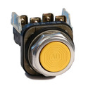 800T-A9A Yellow Pushbutton