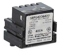 SRPG400A300 Spectra Rating Plug 300A (Picture shown is typical for all amps)