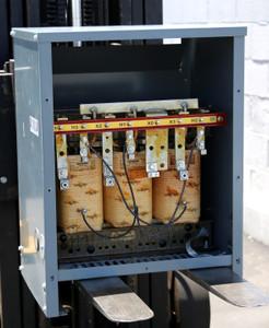 30 kVA Square D Transformer View of inside Quality