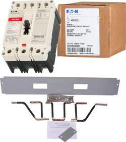 Complete with Mounting Hardware 1. Breaker 2. Panelboard Hardware Kit