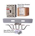 Breaker and Hardware Mounting Kit HFD3125 Circuit Breaker