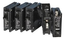 Lot of 5 Circuit Breakers C120