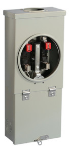 Meter Main Service  Compact Size