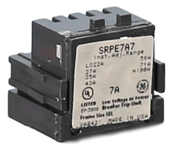 SRPE7A3  3 Amp Plug (Picture shown is typical for all amps)
