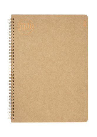 Nu: Kraft Wiro Notebook