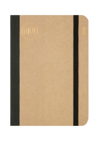 Nu: Kraft Tapebound Notebook