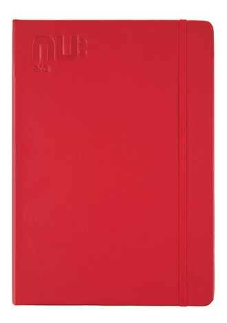 Nu Era Studio Journal Red