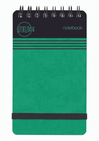 Nu Craze Cloud A7 Jotter Green