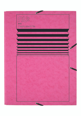 Nu Era Cloud Elasticated File Pink