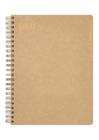 Nu: Kraft Wiro Project Book