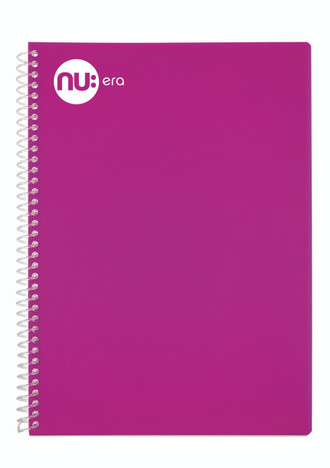 Nu: Craze Bright Notebook Purple