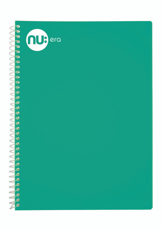 Nu Era Pastel Notebook Mint