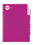 Nu Era Bright Study Book Purple