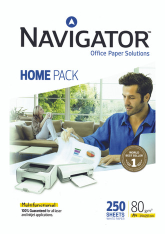 Navigator Home Pack 250 Sheet Pack