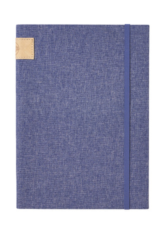 Nu: Journal Linen - Dark Blue