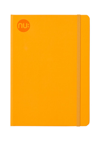Nu: Journal A5 Spectrum - Orange