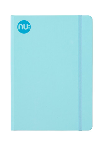 Nu: Journal A5 Spectrum - Blue