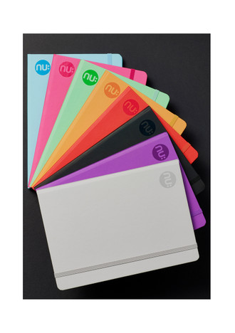 Nu: Journal A5 Spectrum - set of 8