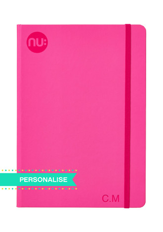 Nu: Spectrum Journal - Pink(Personalise)