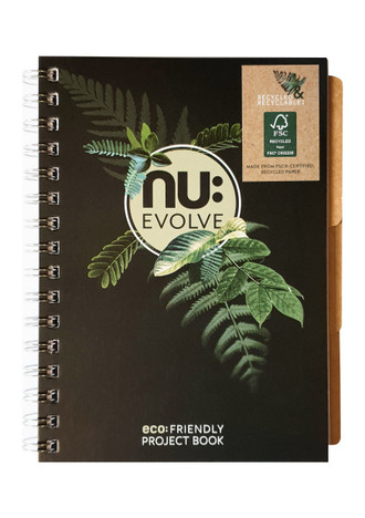 Nu: Evolve Wiro Project Book