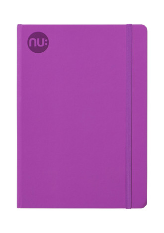 Nu: Spectrum A5 & B5 Journal - Purple