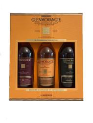 Glenmorangie - The Pioneering Collection (Original, Quinta Ruban, Lasanta) 750mL