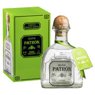 PATRON SILVER TEQUILA (750 ML)