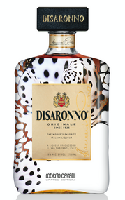 Disaronno Wears Roberto Cavalli 750mL