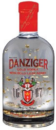 DANZIGER GOLD VODKA (750 ML)
