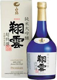 HAKUTSURU SHO UNE JUNMAI DAI (720 ML)