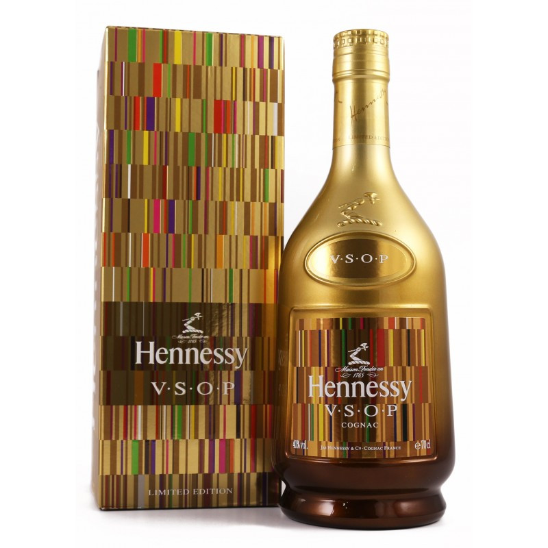 Hennessy Vsop Gold Gw Genome Limited Edition 750ml A1 Liquor