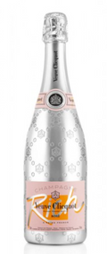 VEUVE CLICQUOT CHAMPAGNE RICH ROSE FRANCE 750ML