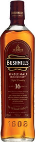 BUSHMILLS 16 YEAR OLD IRISH WHISKEY (750 ML)