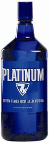PLATINUM 7X VODKA (750 ML)