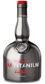 Grand Marnier GM Titanium 750ml