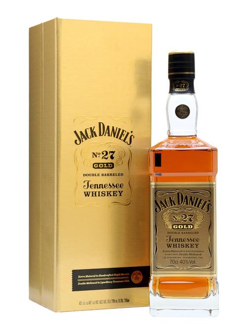 JACK DANIEL'S NO.27 GOLD 750ML