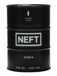 NEFT BLACK BARREL VODKA 1L