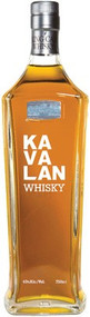 KAVALAN SINGLE MALT WHISKEY CLASSICAL (750 ML)