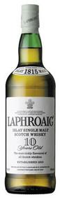 LAPHROAIG SCOTCH 10 YEAR (750 ML)