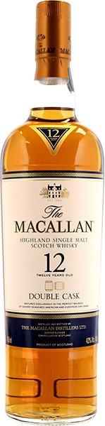 MACALLAN DOUBLE CASK 12YR (750 ML)