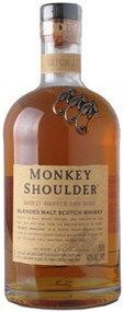 MONKEY SHOULDER BLENDED SCOTCH (750 ML)
