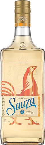 SAUZA TEQUILA EXTRA GOLD (750 ML)
